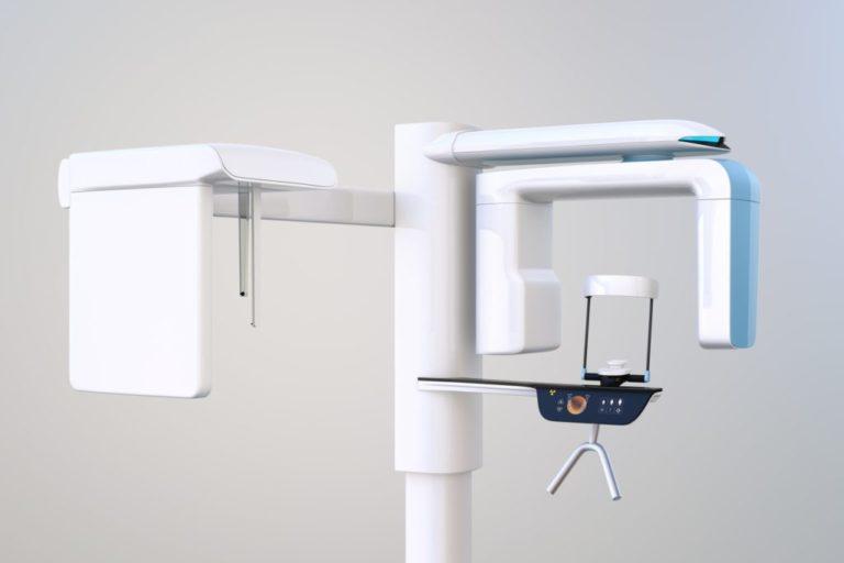 A ConeBeam X-Ray Machine