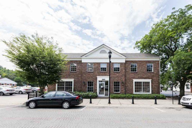 The exterior of Moorehead Family Dentistry in Batavia, OH