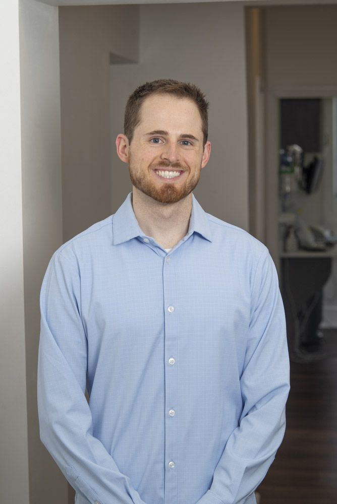 Dr. Mike Franke, dentist at Moorehead Family Dentistry