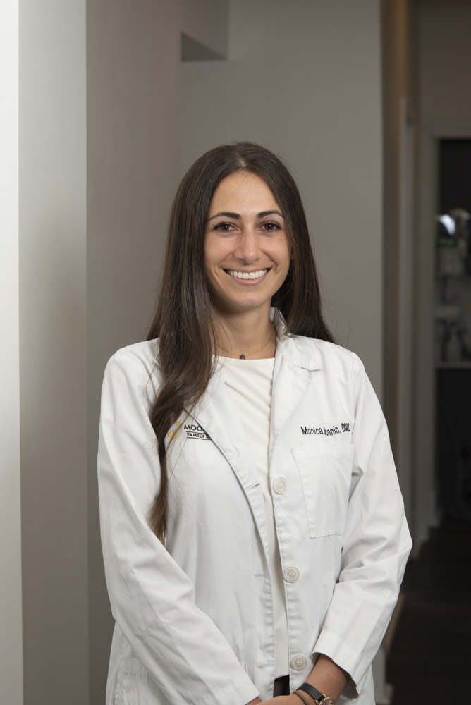 Dr. Monica Bonnin, dentist at Moorehead Family Dentistry